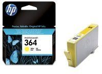 HP Cartuccia Originale 364 Giallo Cod. CB320EE