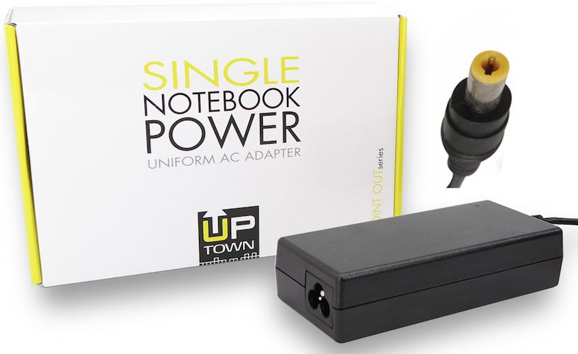 Alimentatore Notebook UpTown UP-NBP12 Acer-Asus 75W 19V 3,95A (5,5mm Ext. - 2,5mm Int.)