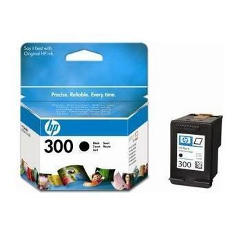 HP Cartuccia Originale 300 Black Cod. CC640EE