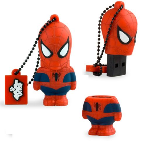 _Pen Drive 8GB USB 2.0 Cartoni Animati (Marvel,Star Wars)