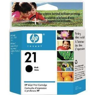 HP Cartuccia Originale 21 Black cod. C9351AE
