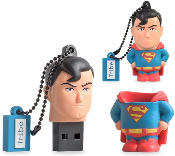 _Pen Drive 16GB USB 2.0 Cartoni Animati (SuperEroi,Star Wars)