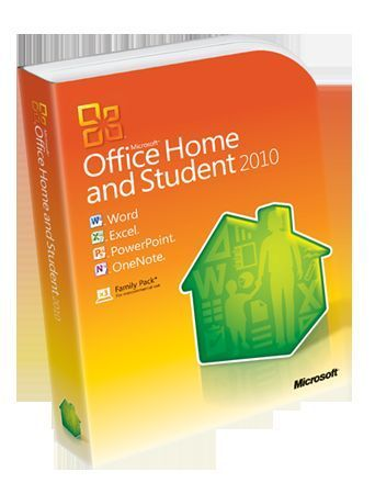 Licenza Microsoft Office 2010 Home and Student OEM V2 (MLK)