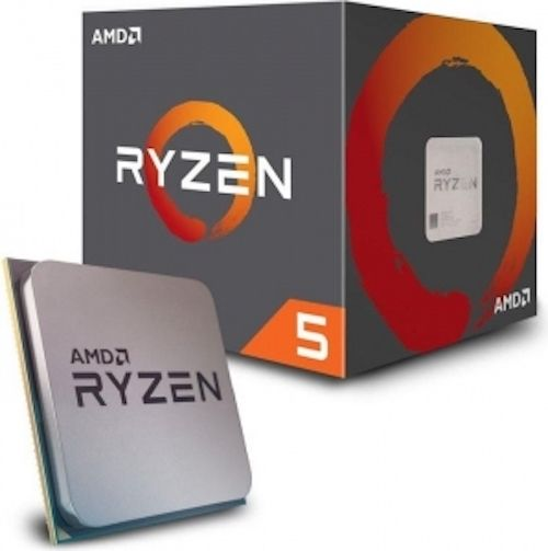 Amd Ryzen 5 Sk-AM4 3400G Quad Core 4,2Ghz Boxed (VGA AMD Radeon RX Vega 11)