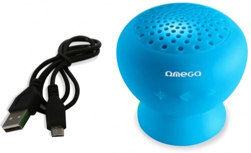 Mini Cassa Bluetooth V3.0 Omega OG46