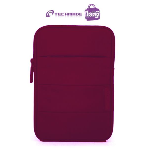 Custodia Tablet 7' Nylon Techmade Purple