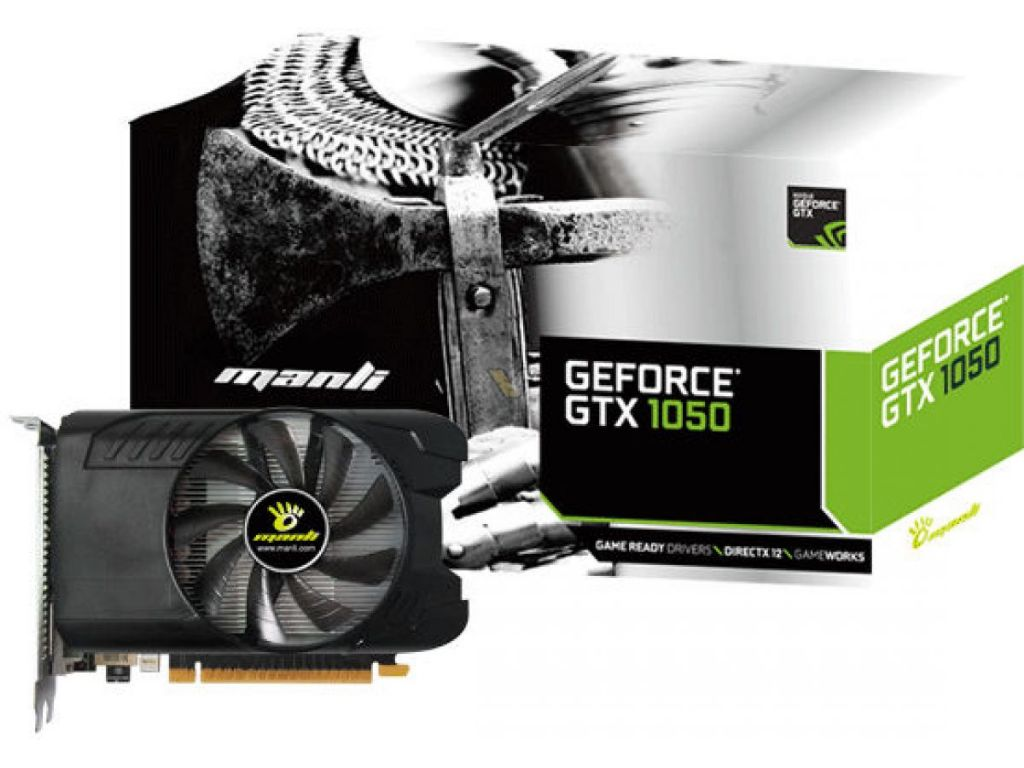 NVIDIA Ge Force GTX 1050Ti 2GB DDR5 Pci-E