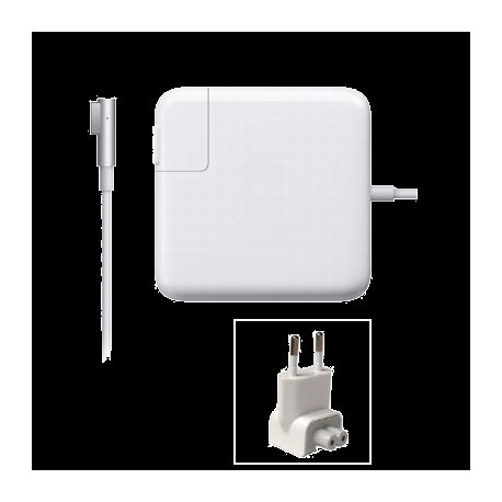 Alimen. Notebook Apple 60W 16,5V-3,65A  MagSafe 1 Compatibile