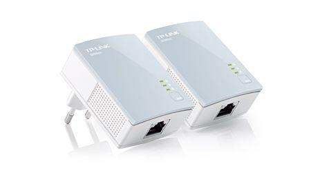 PowerLine Ethernet 500Mbps Starter Kit Nano TP-Link TL-PA4010Kit