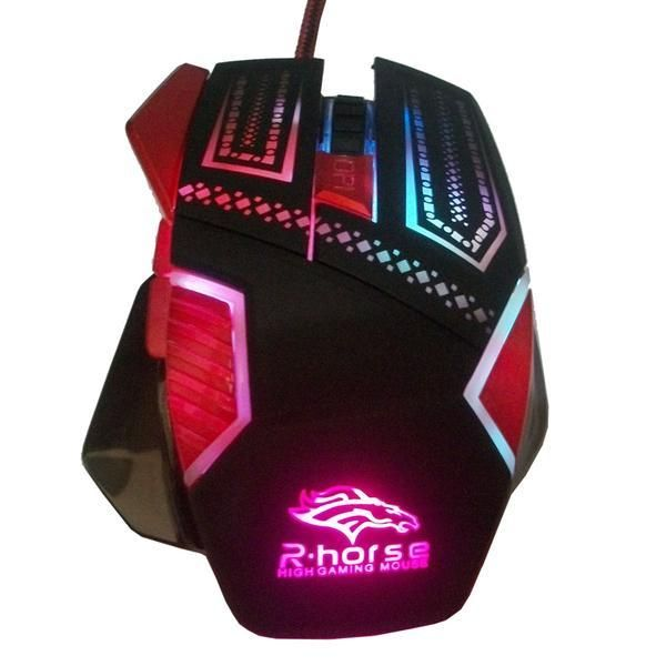 Mouse Gaming Laser Precision FC-1880 Transformers Series