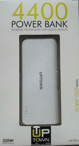 Power Bank 4400MAH UpTown