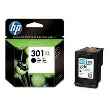 HP Cartuccia Originale 301XL Black Cod. CH563EE