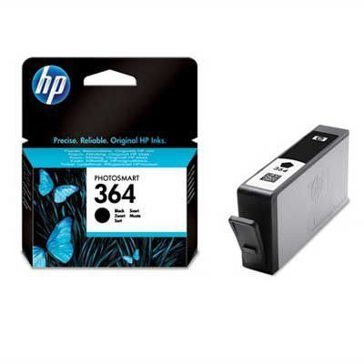 HP Cartuccia Originale 364 Black Cod. CB316EE