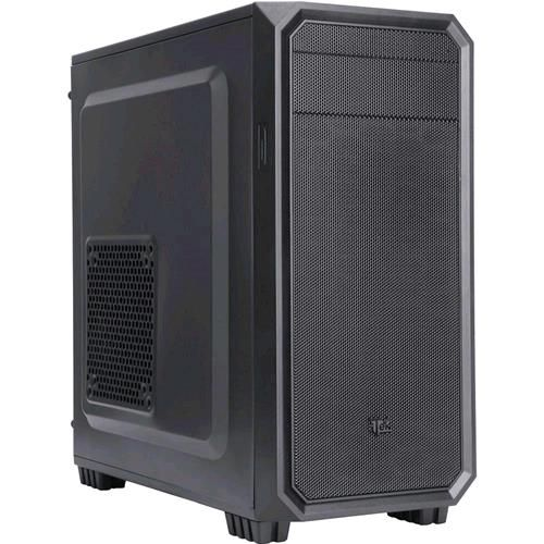 Case Middle Tower Micro ATX Itek Patriot  Usb 3.0 - No Aliment.
