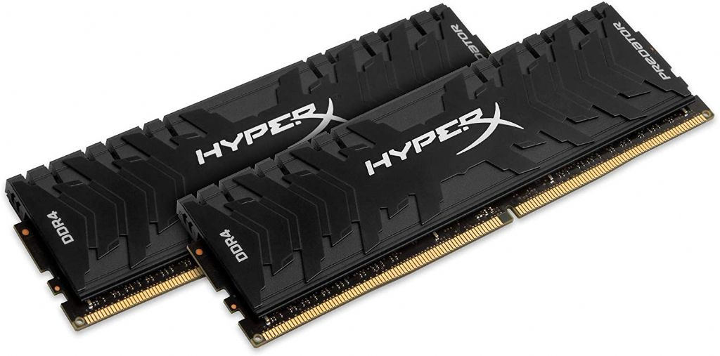 DDR IV 32GB PC 3200 Kingston Predator HyperX Kit (2x16Gb)