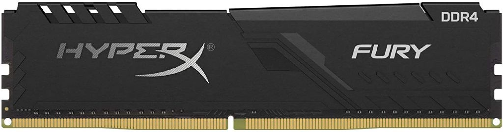 DDR IV 16GB PC 3200 Kingston HyperX Fury