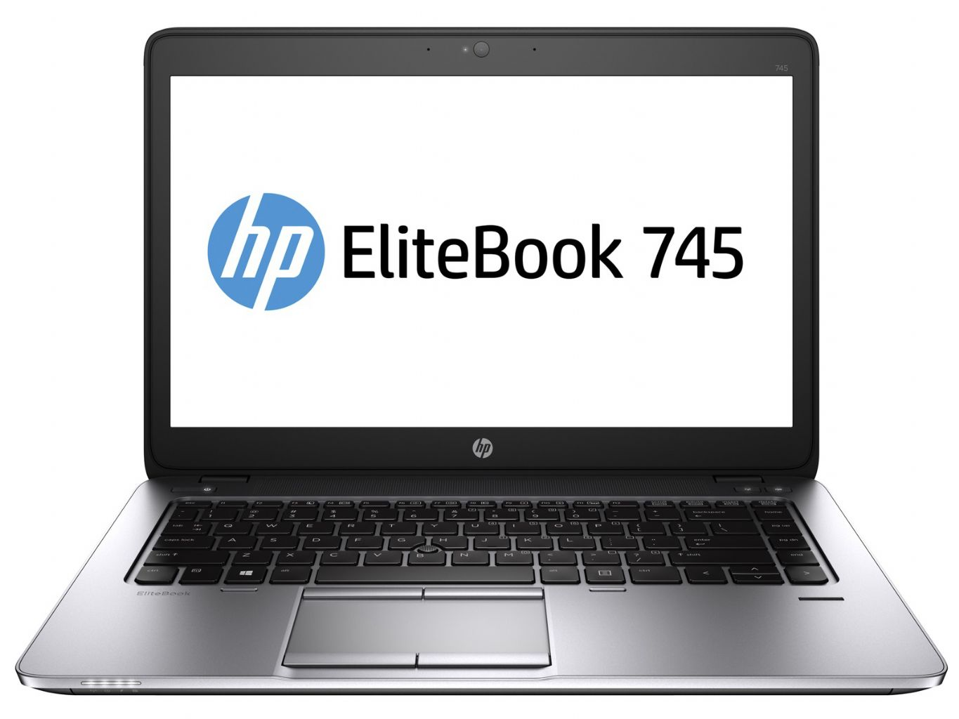 HP EliteBook 745 G2 14' - A10 PRO-7150B 2,1Ghz (Up3,3Ghz) Quad Core -  8GB -  SSD 256gb - Win10Pro - Refurbished Gar@12M GRADO A