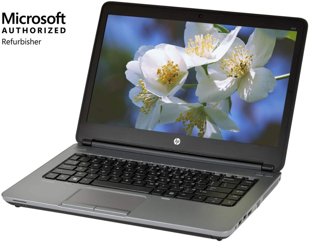 HP ProBook 640 G1 14' - I5 43000m 2,60Ghz (up to 3,30Ghz) -  8GB -  SSD 256gb - W7Pro (Upg.Win10) - Refurbished Gar@12M GRADO A