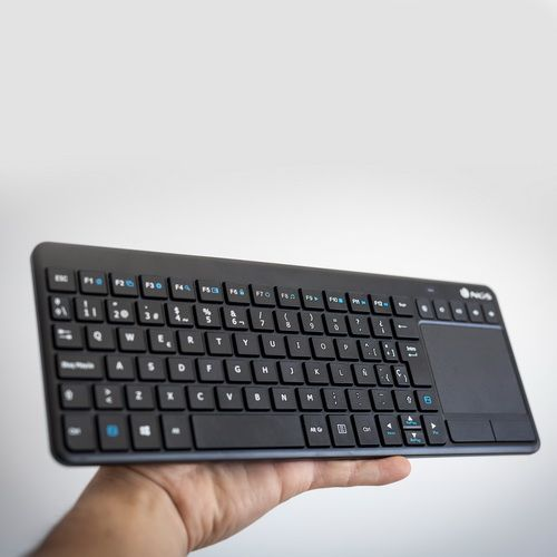 NGS Wireless Touch Keyboard TV Warrior 2.4ghz