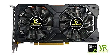 NVIDIA Ge Force GTX 1060 3GB Doppia Ventola DDR5 Pci-E