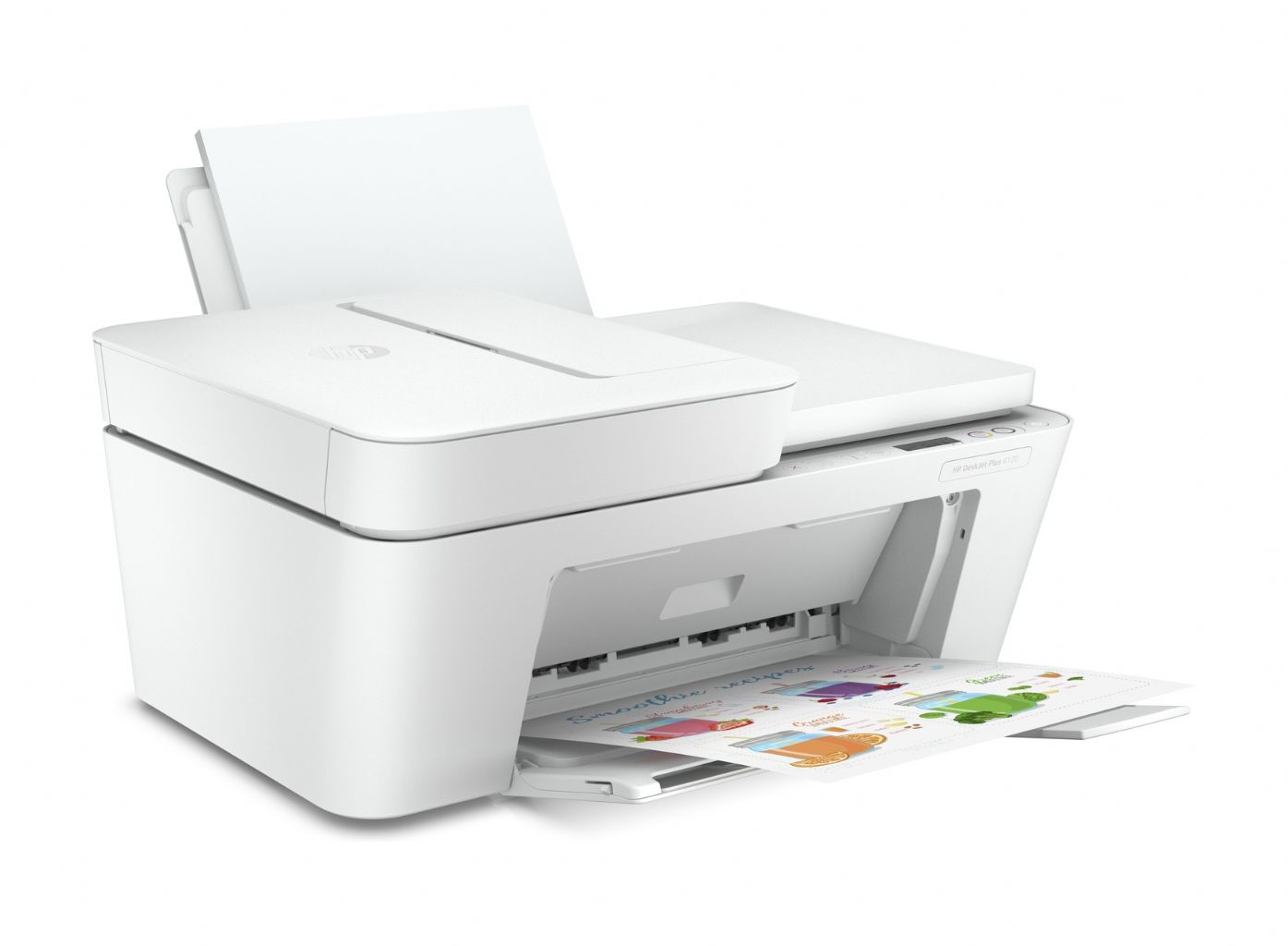 Stampante HP Deskjet Plus 4120 Wi-Fi Copia+Scansione+Stampa+Fax