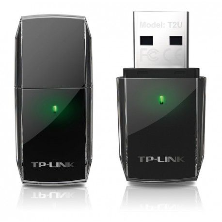 USB Wireless LAN 2.0 Dual Band 600Mbps TP-Link Archer-T2U AC600