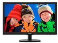 Monitor LED 22' Philips 223V5LSB Vga 5Ms Widescreen Black