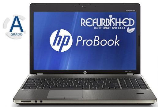 Notebook HP Probook 6460B 14' Lcd - Intel Core i3-2310 (2.1 GHz)  - 4gb Ram - 120Gb SSD - Win 7 Pro - Refurbished grado A